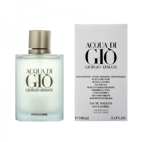 Acqua di Gio 100ml EDT TESTER