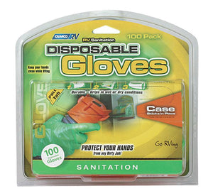 Load image into Gallery viewer, Camco  Sanitation Gloves With Dispenser  100 pk