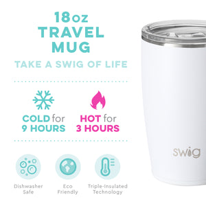 Load image into Gallery viewer, Swig 18oz Mug Matt White