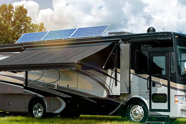 Solar Installation (For Factory Ready RV's)