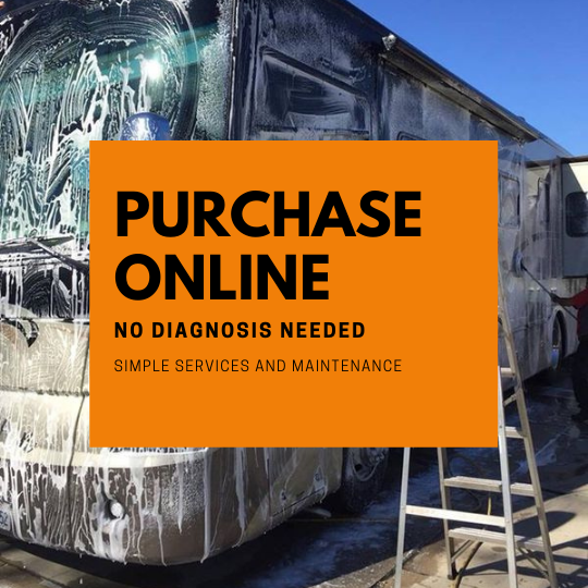 Purchase services right on our website!