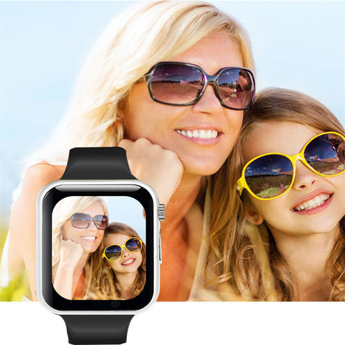 Relógio Inteligente Android - SMART WATCH A1®
