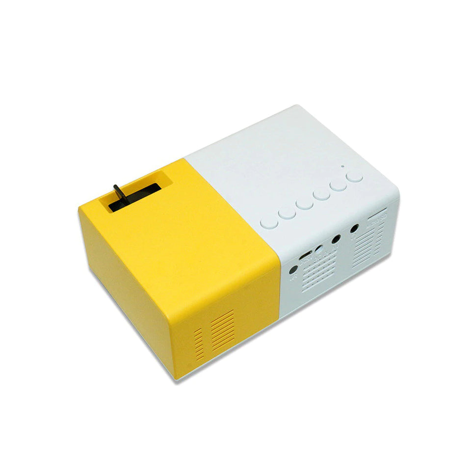 Mini Projetor HDMI/SD/USB - TOUYINGER YG300®