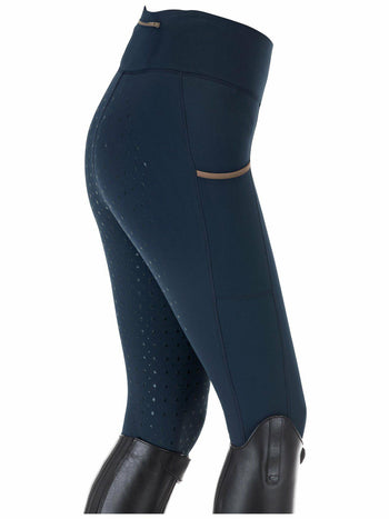 Load image into Gallery viewer, Women's Print Stretch Slim Breeches