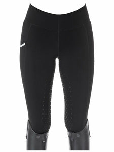 Women's Print Stretch Slim Breeches