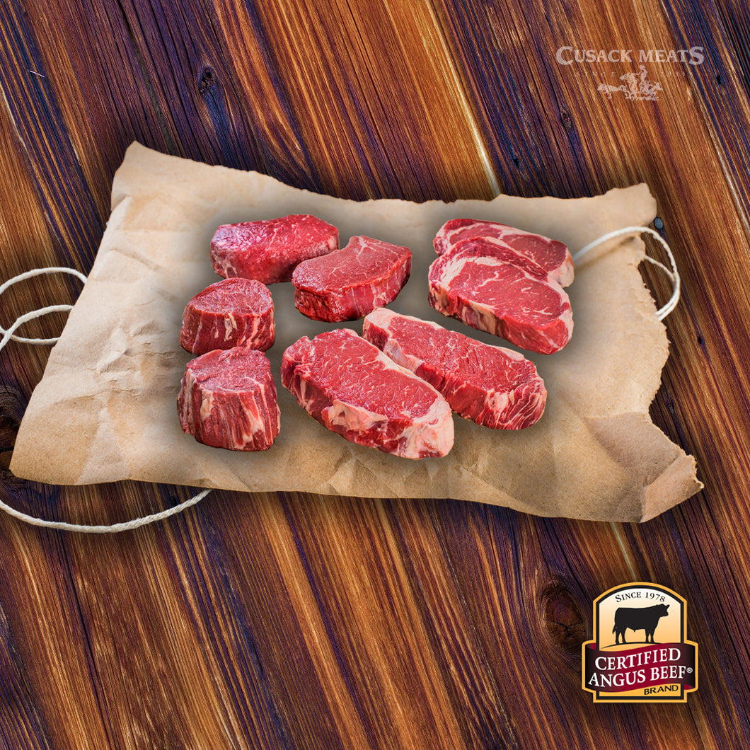 CAB® Boneless Beef Lover Sampler