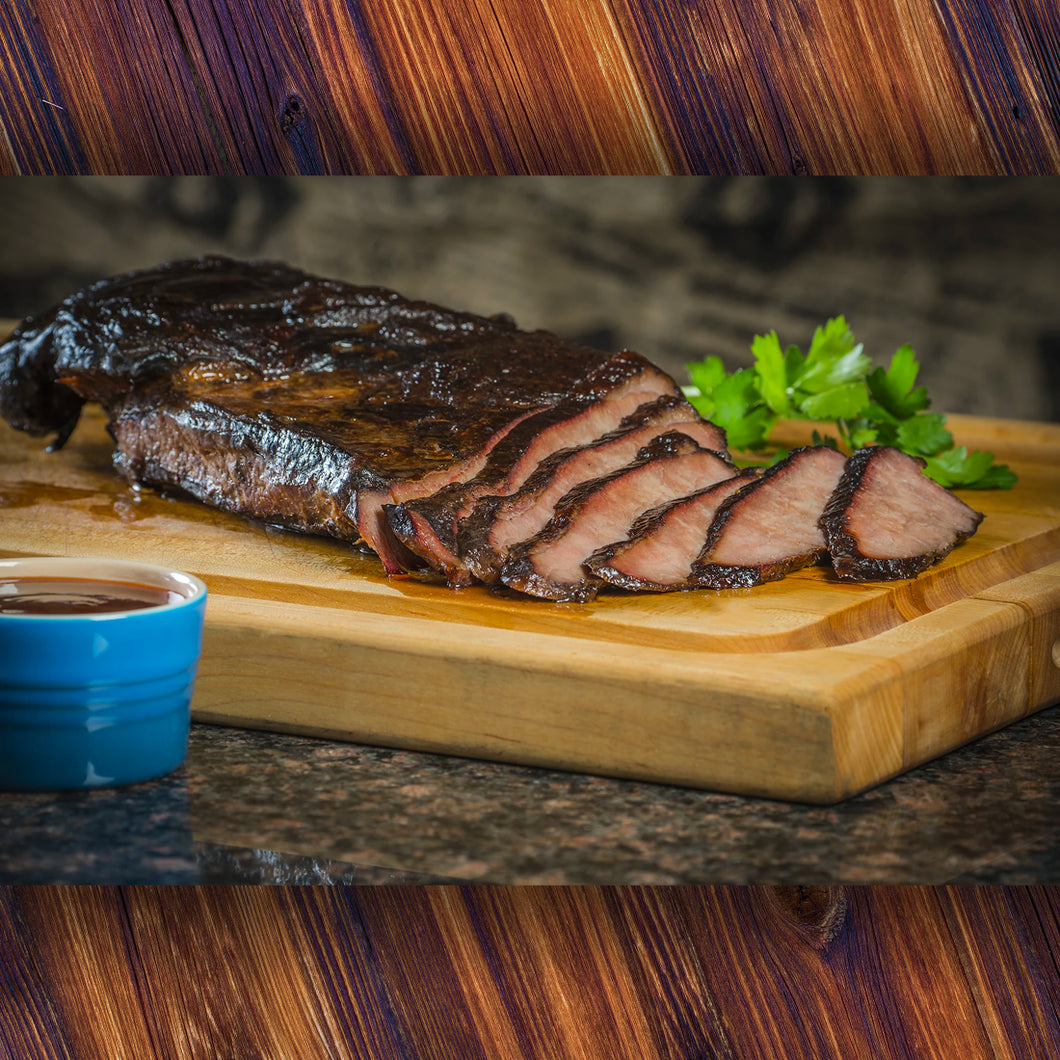 CAB® Hickory Smoked Beef Brisket (Whole/Sliced)