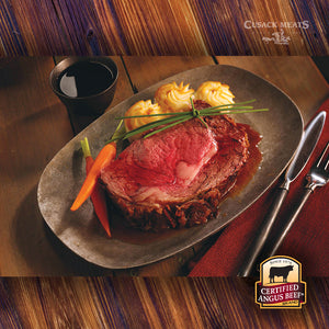 CAB® Smoked Prime Rib Slices 10oz