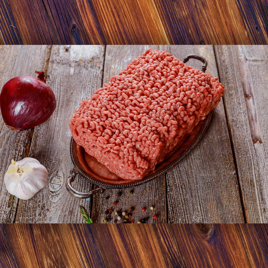 #GB01 80% Lean Bulk Ground Beef (1 lb )