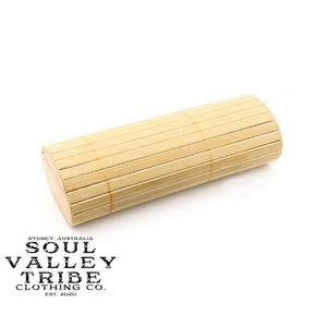 Soul Valley Tribe Bamboo Strip Sunglasses Case