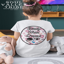 Load image into Gallery viewer, Beauty School Drop Out Kids Tee