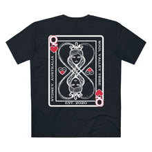 Load image into Gallery viewer, Queen of Hearts Pocket Print Tee