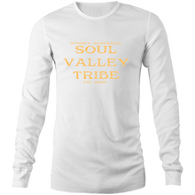 Load image into Gallery viewer, SVT Long Sleeve White