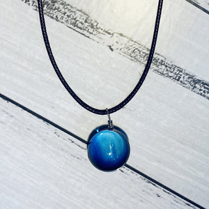Galaxy Ball Necklace