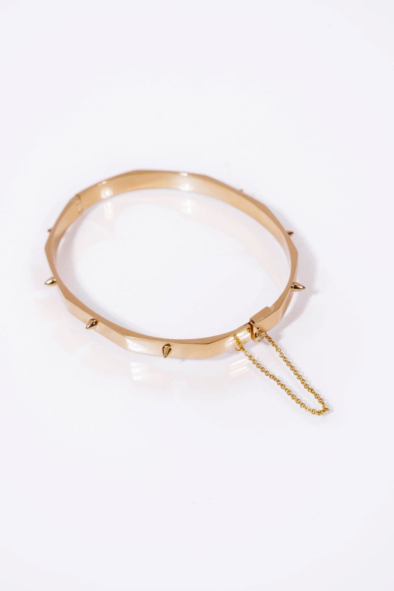 The Lennon Spike Bracelet