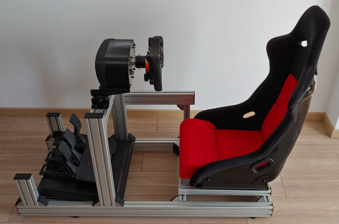 GT3-R  Cockpit +  Racing Seat Package Deal