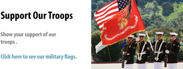 Flagpoles | G&M - Flags, Flagpoles, Signs, Banners