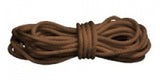 Brown Halyard with Wire Core