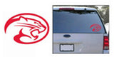 University of Houston Cougar Decal