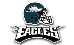 Philidelphia Eagles Decal