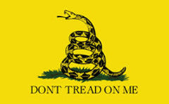 Gadsden Flag - Dont Tread On Me