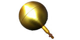 Gold Aluminum Ball