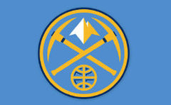 Denver Nuggets Flag
