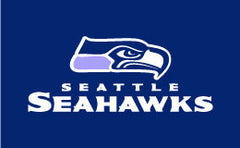 Seattle Seahawks Flag