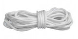 White Halyard with Wire Core