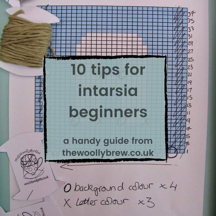 intarsia - a beginners guide in 10 tips