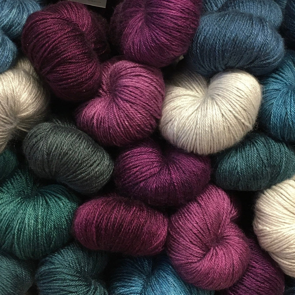 Iolair Yarn Gigha 4ply at The Woolly Brew