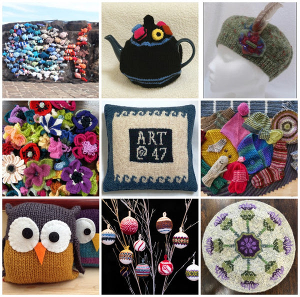 Past projects for the Pittenweem Community Craft Project