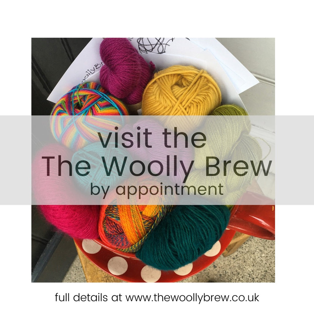 visit the woolly brew