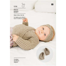 Rico Baby Cotton Soft DK Knitting Patterns