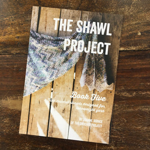 The Shawl Project Book 5