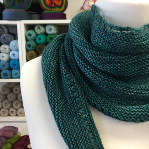 Simple Shawl Pattern