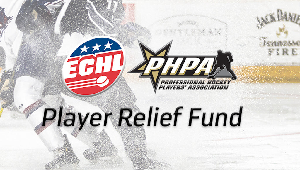 ECHL Player Relief Fund