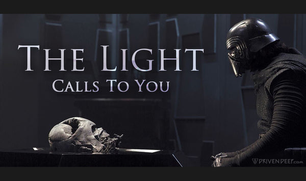 The Light Calls To You, A Star Wars Analogy
