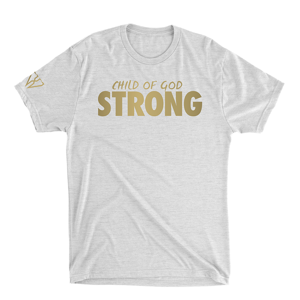 Child of God Strong - Men's T-Shirt