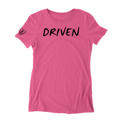 Driven - Women's Fitted T-Shirt