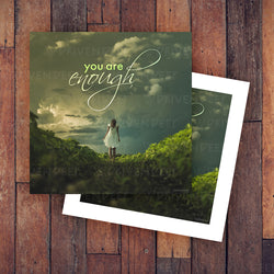 You are enough - Digital Artwork
