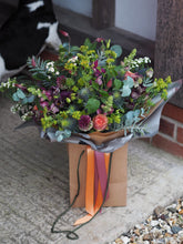 Load image into Gallery viewer, Seasonal Hand Tied Empress Bouquet