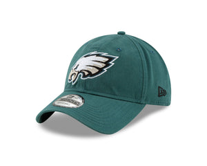 NFL Philadelphia Eagles New Era Logo Stitcher 9TWENTY - Green