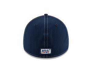 NFL New England Patriots New Era 2019 Sideline Road 39THIRTY - Navy