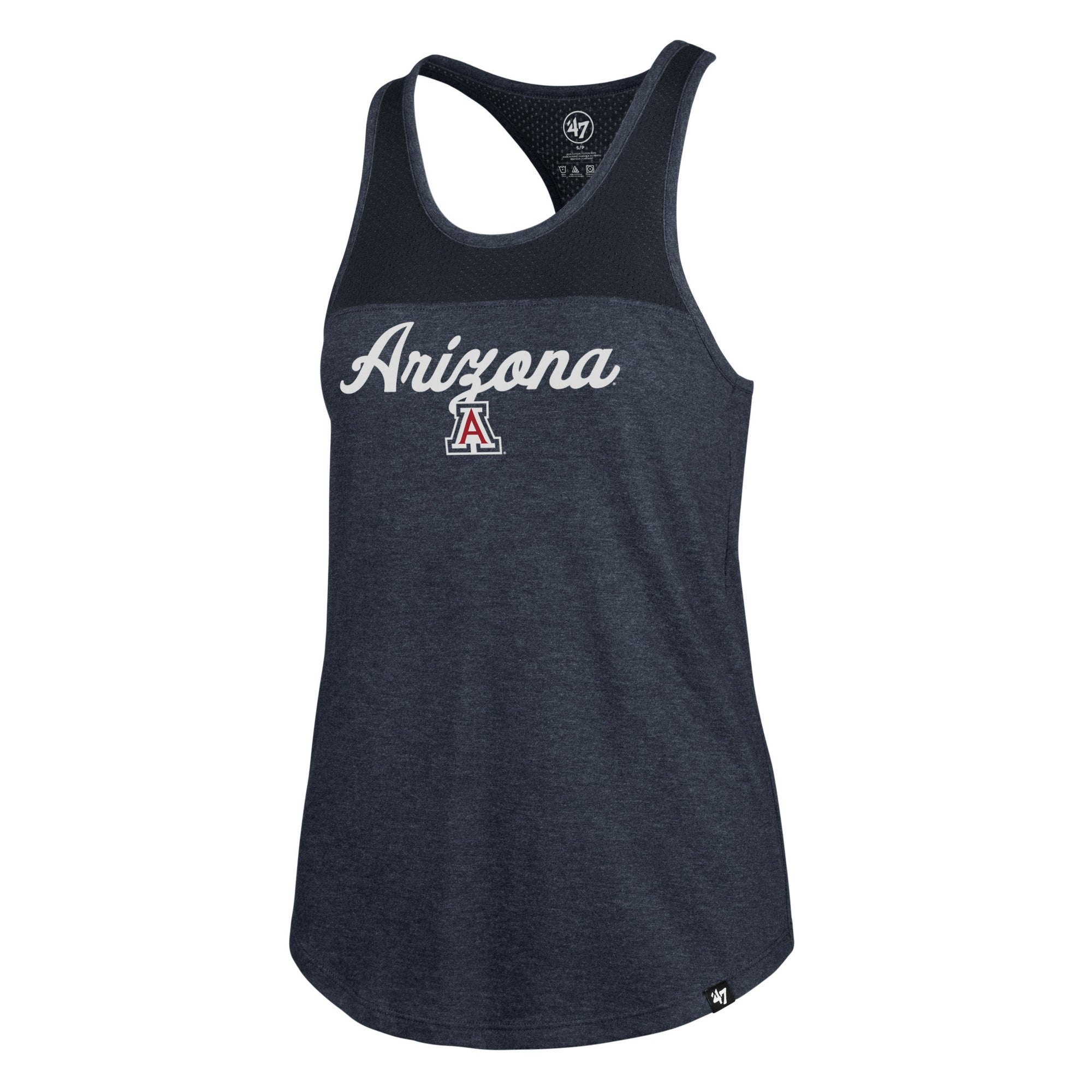 NCAA Arizona Wildcats Women's '47 All City Tank - Navy