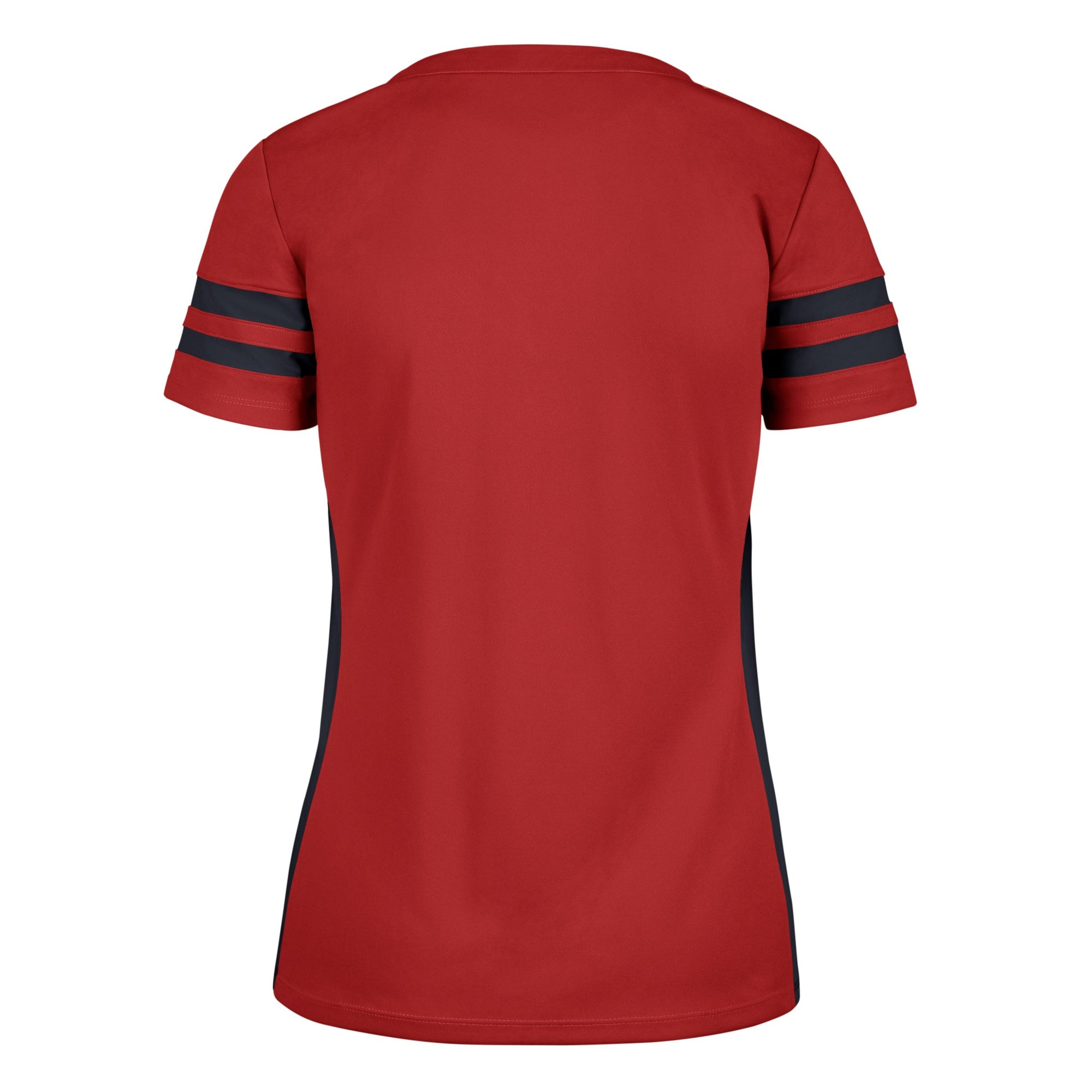 NCAA Arizona Wildcats Women's '47 Turnover Jersey V-Neck - Red