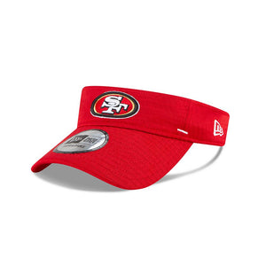 NFL San Francisco 49ers New Era 2020 Training Visor