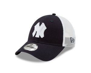 MLB New York Yankees New Era Team Truckered 9FORTY - Navy