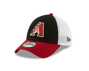 MLB Arizona Diamondbacks New Era Practice Piece 39THIRTY - Black