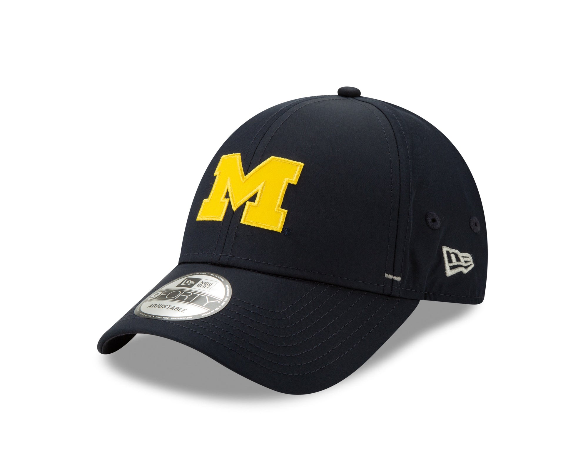 NCAA Michigan Wolverines New Era Dash 9FORTY - Navy